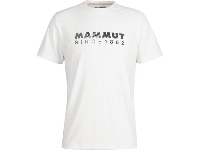 Mammut Trovat T-Shirt Men, white PRT1